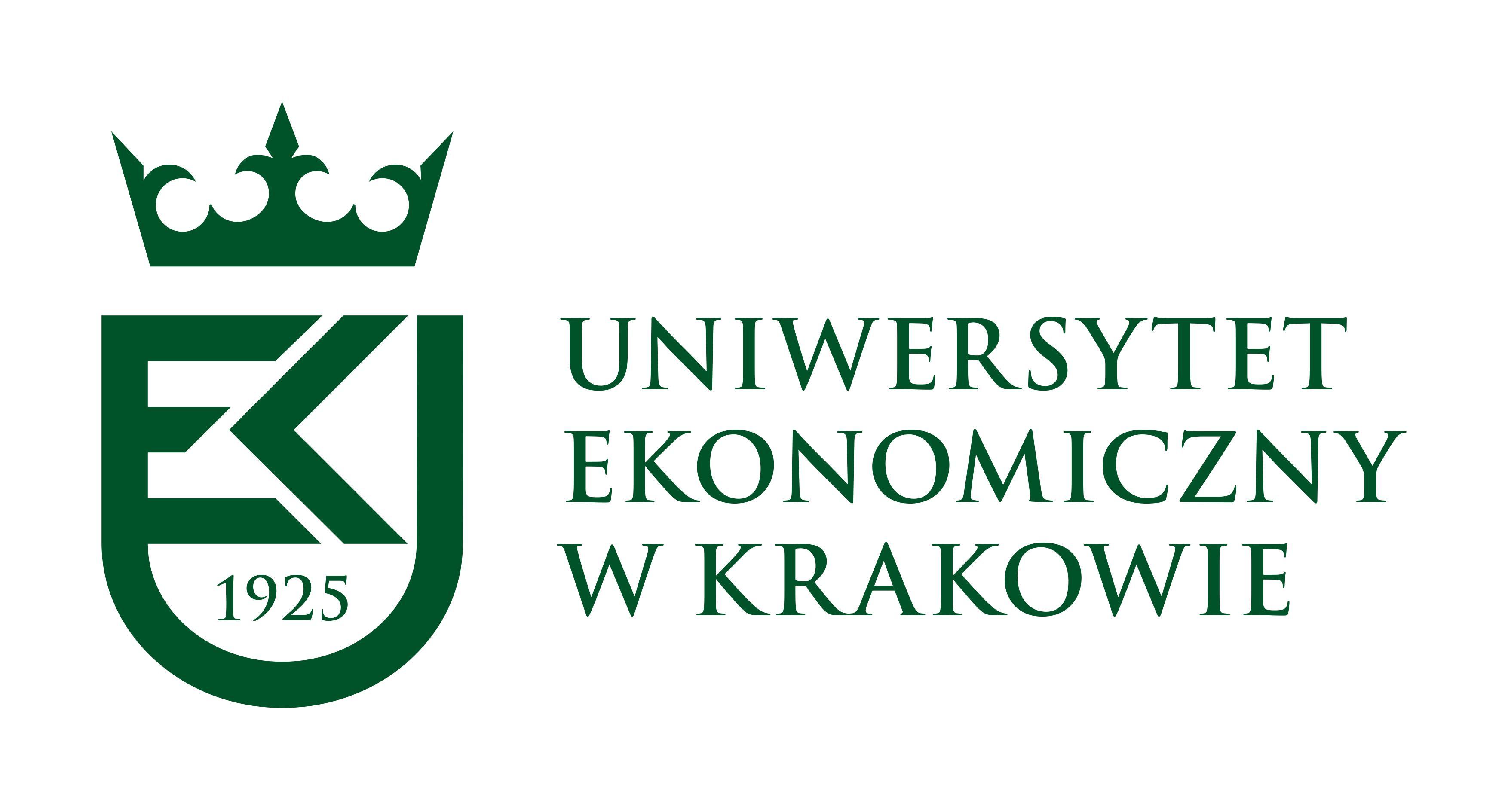 Logo Uniwersytet Ekonomiczny w Krakowie
