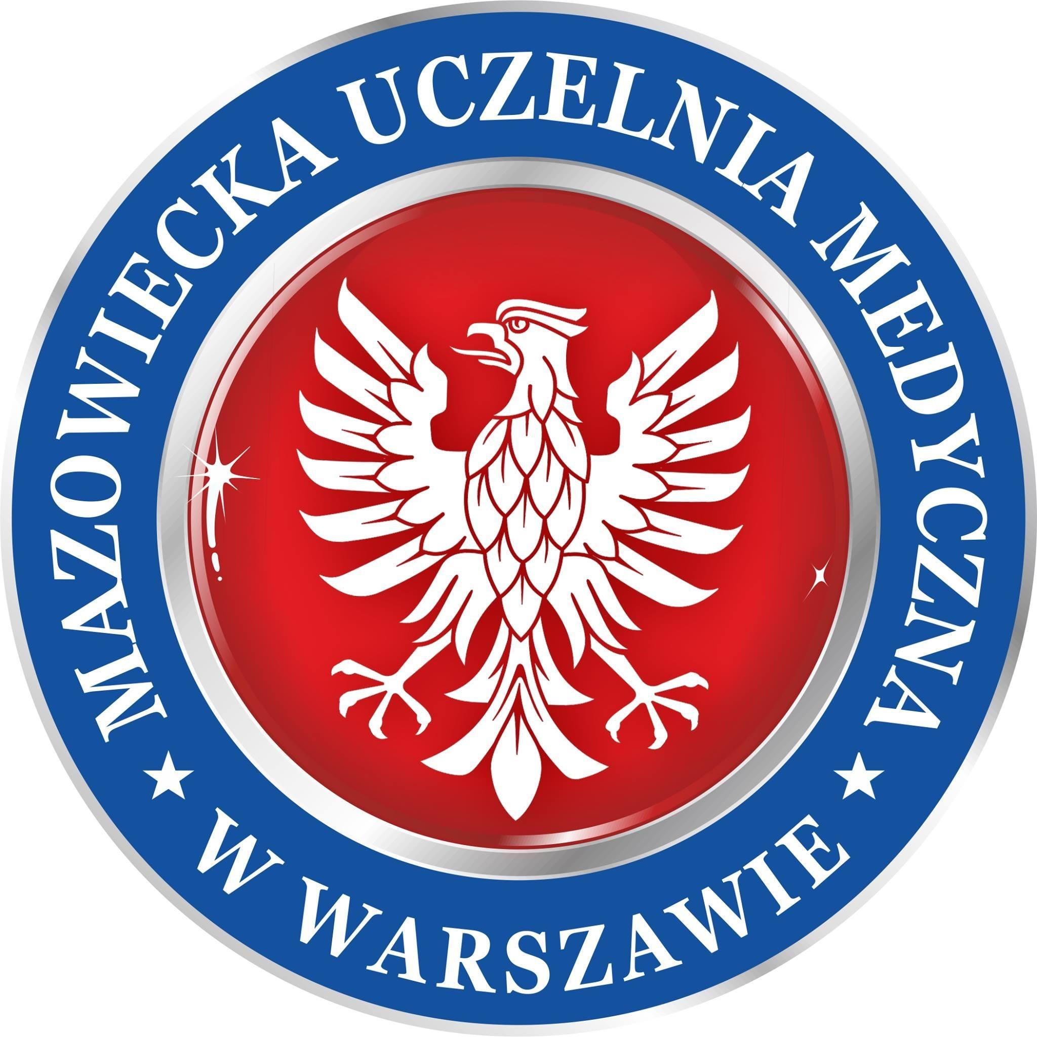 Logo Mazowiecka Uczelnia Medyczna w Warszawie