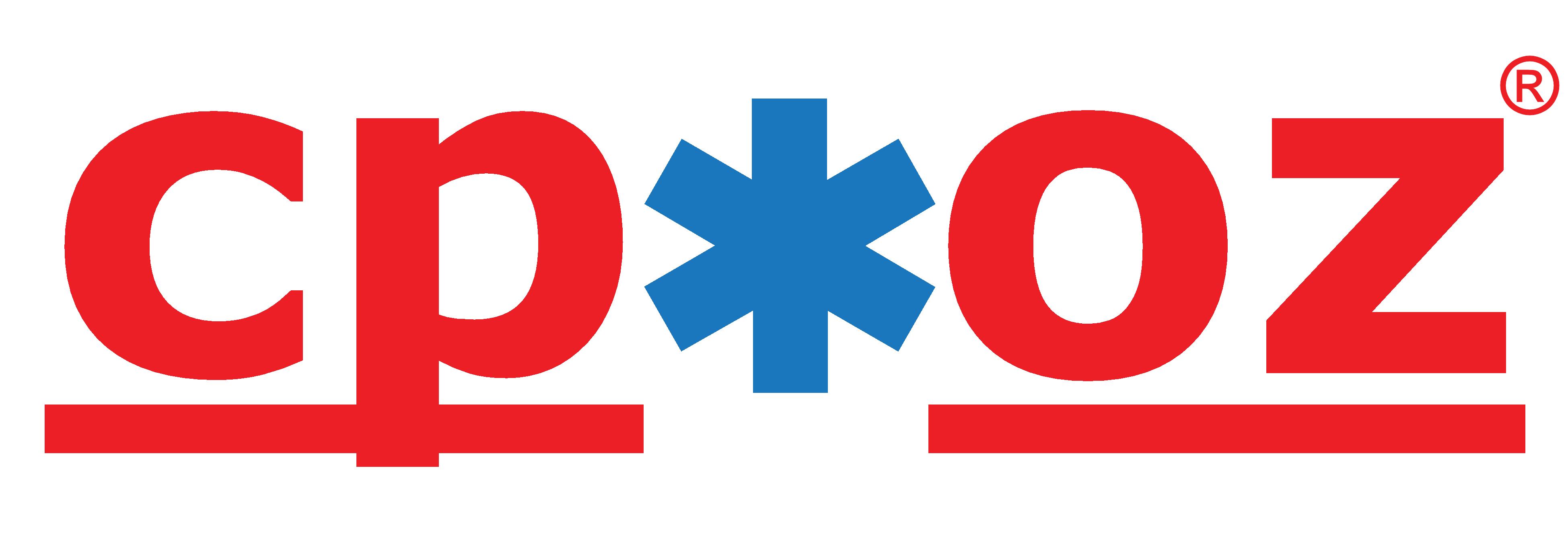 """Logo Kadłuczka Sławomir NZOZ """"Centrum Promocji i Ochrony Zdrowia"""""""