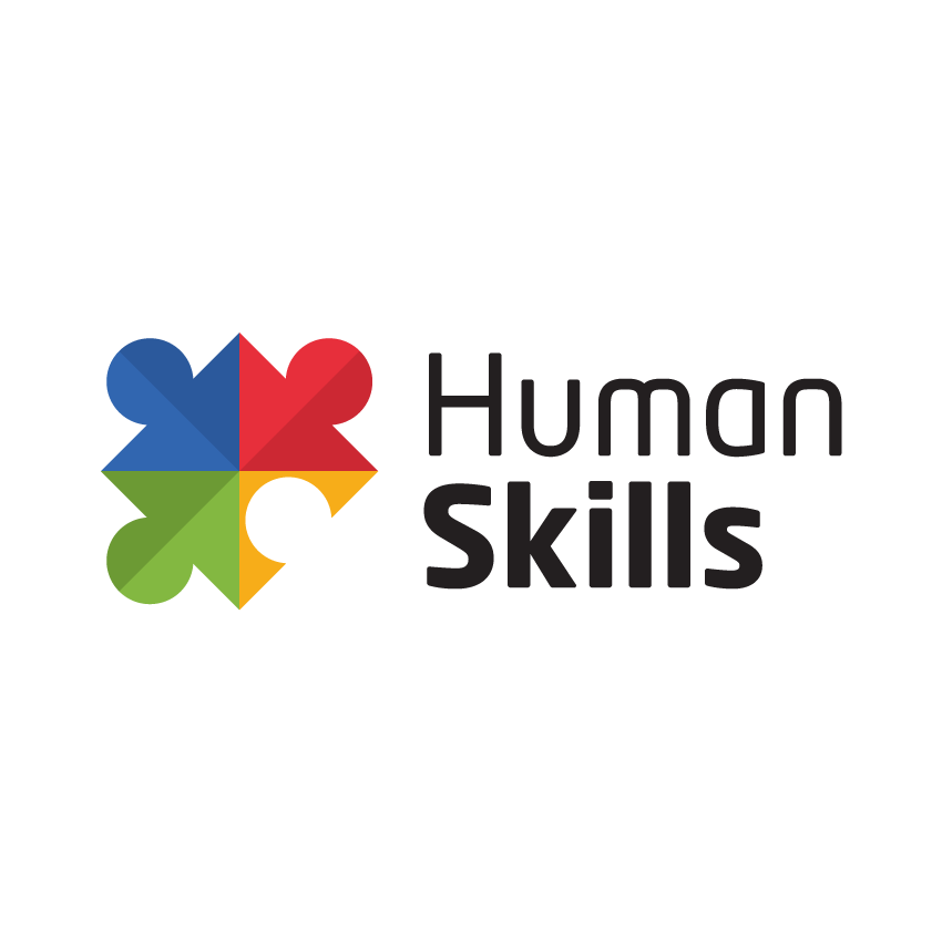 Logo HUMAN SKILLS  Iwona Firmanty