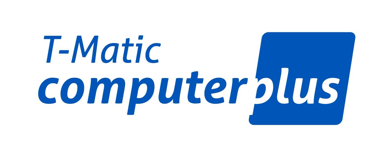 Logo T-Matic Grupa Computer Plus Sp. z o. o.