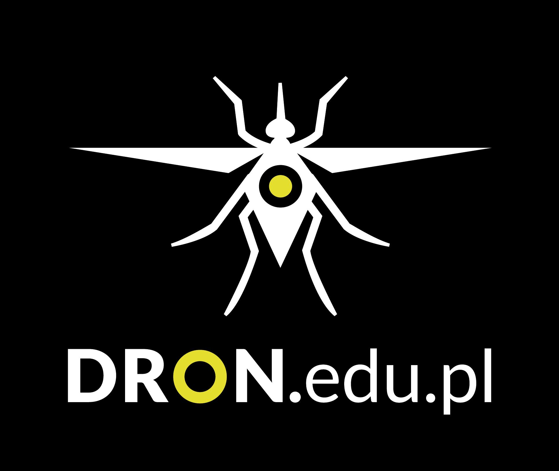 Logo DRON.edu.pl - Ośrodek Szkolenia i Egzaminowania Pilotów Dronów