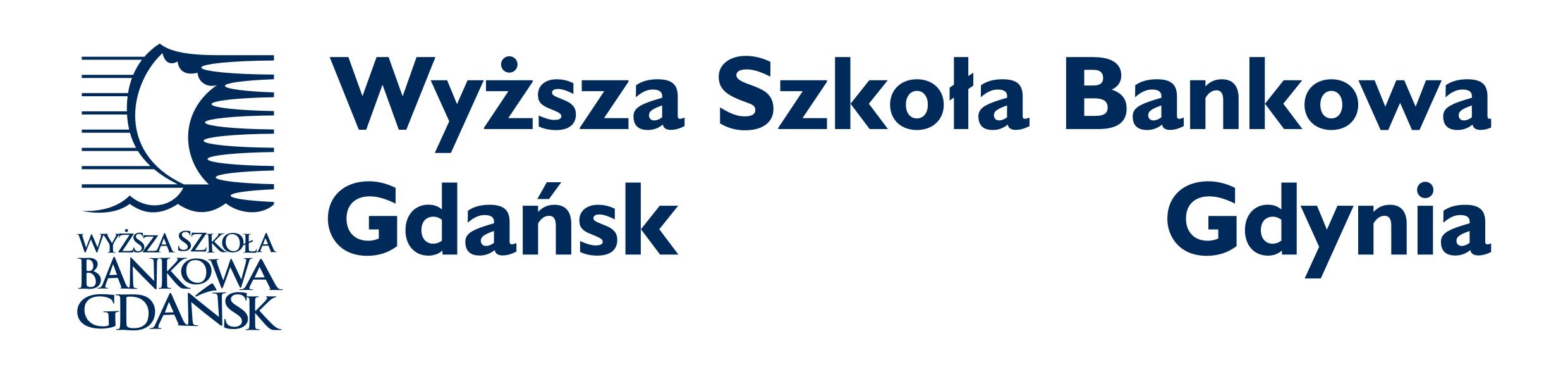 Logo Wyższa Szkoła Bankowa w Gdańsku