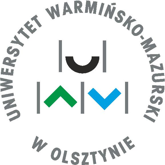 Logo Uniwersytet Warmińsko-Mazurski w Olsztynie