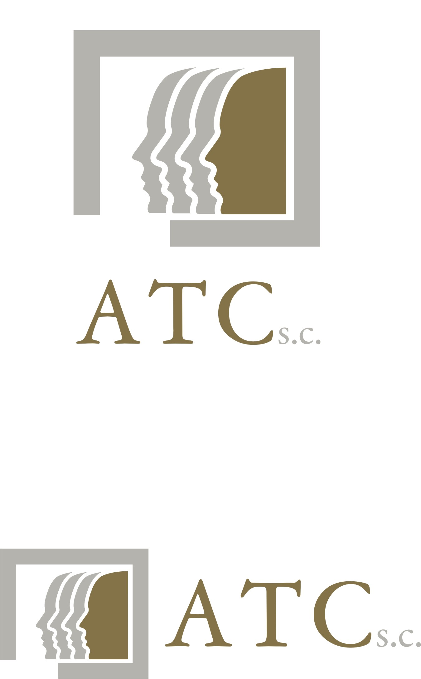 Logo ATC s.c. Wojciech Kaczmarek, Irena Kaczmarek, Daniel Kaczmarek