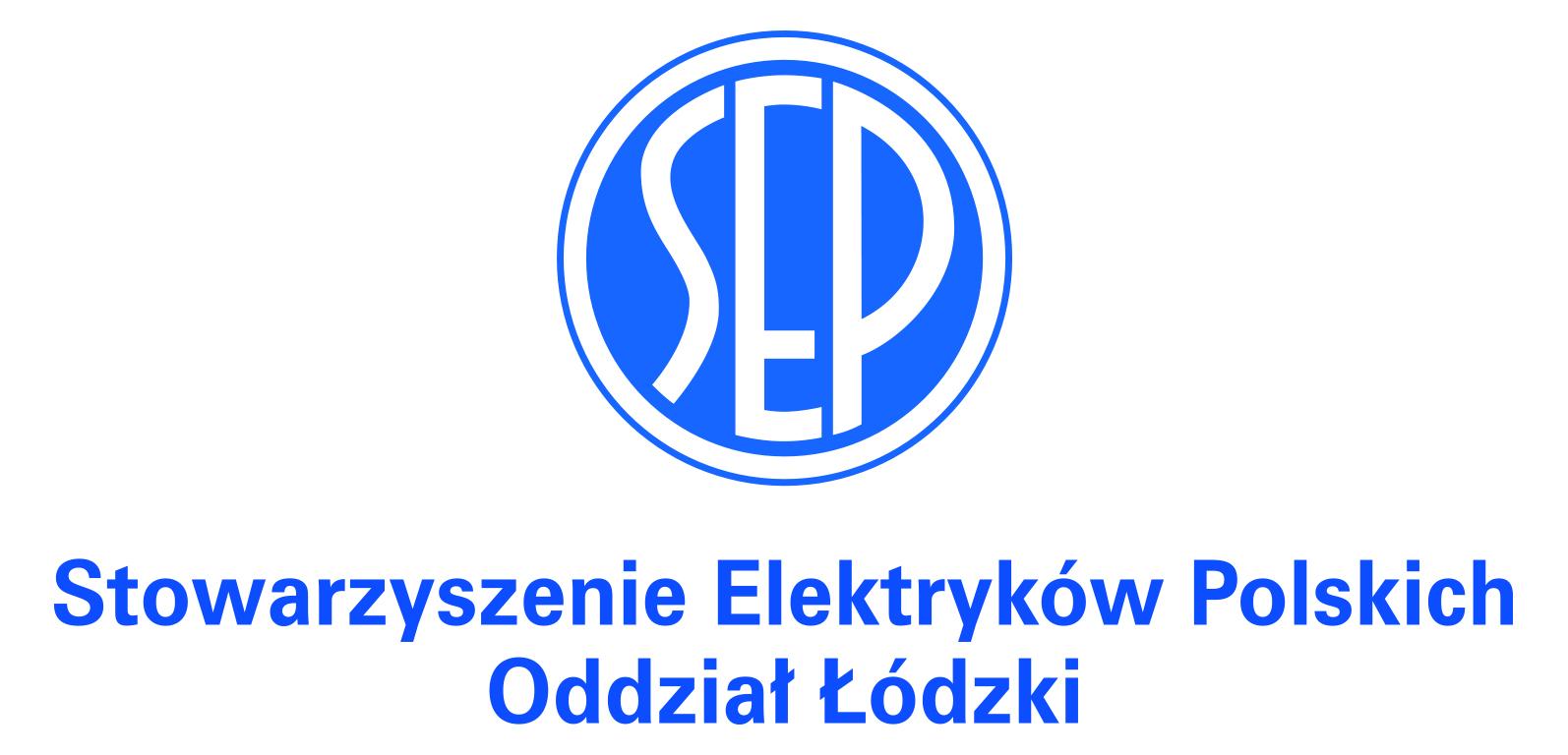 Logo Stowarzyszenie Elektryków Polskich Oddział Łódzki