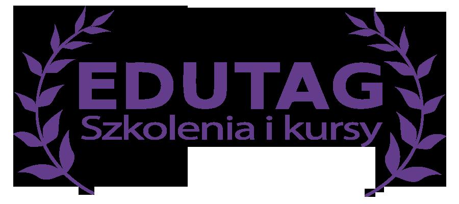 Logo EDUTAG Krzysztof Tarkota