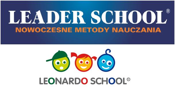Logo Leader School Konin Alina Błaszczyk