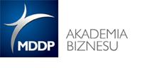 Logo MDDP spółka akcyjna Akademia Biznesu spółka komandytowa