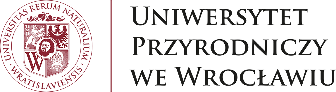 Logo Uniwersytet Przyrodniczy we Wrocławiu