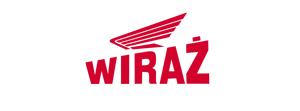 Logo Firma Usługowo Handlowa WIRAŻ Eryk Wojdon
