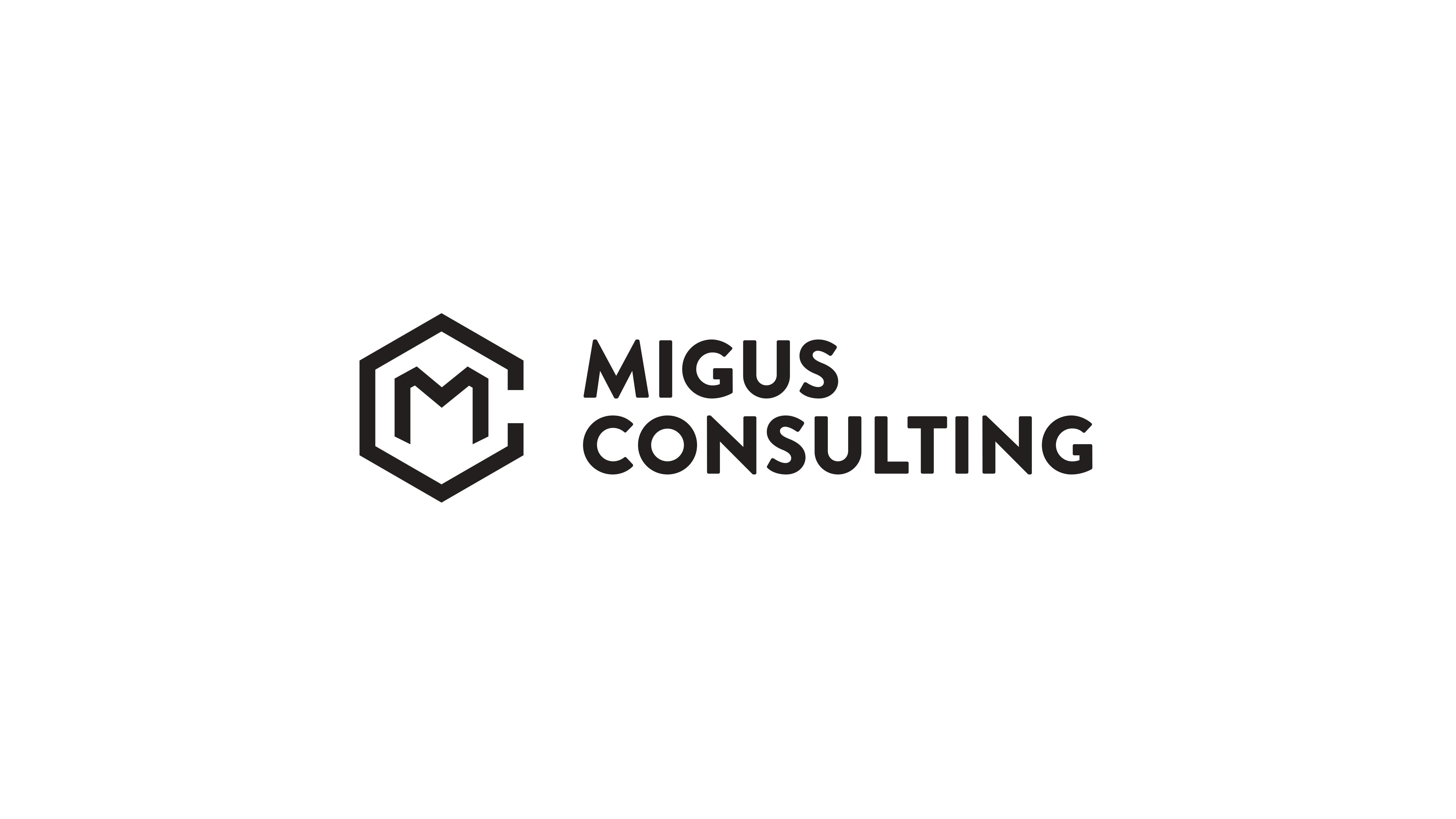 Logo MIGUS CONSULTING ZOFIA MIGUS-BĘBNOWICZ