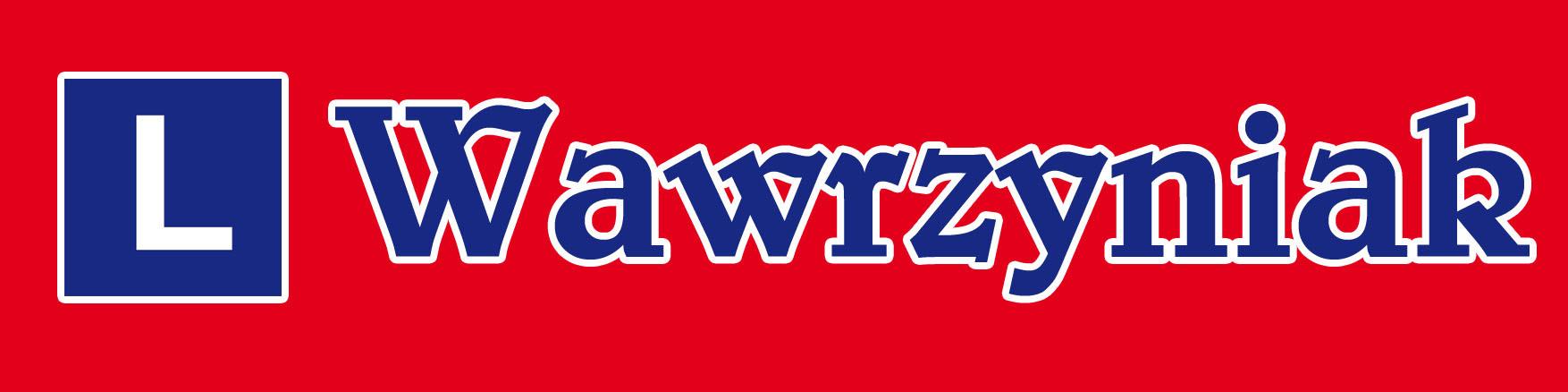 Logo Ośrodek Szkolenia Kierowców Tadeusz Wawrzyniak