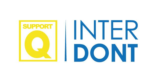 Logo Interdont Support Q Sp. z o.o.