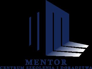 "Logo Centrum Szkolenia i Doradztwa ""MENTOR"" Edyta Materowska"