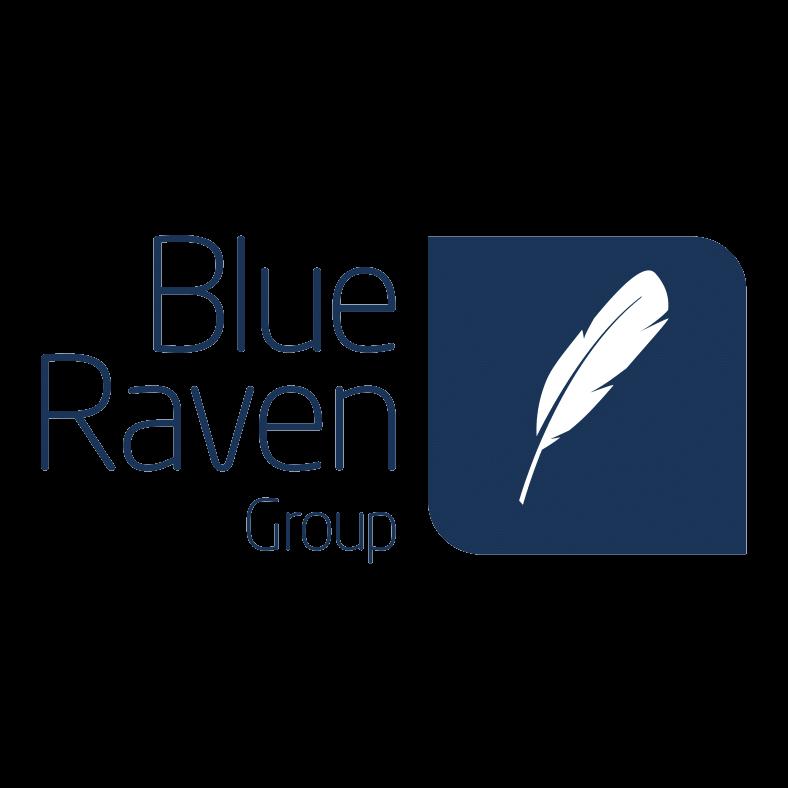 Logo Blue Raven Group Sp. z o.o.