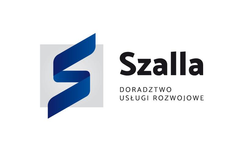 Logo SZALLA - Doradztwo, Usługi Rozwojowe Magdalena Szalla