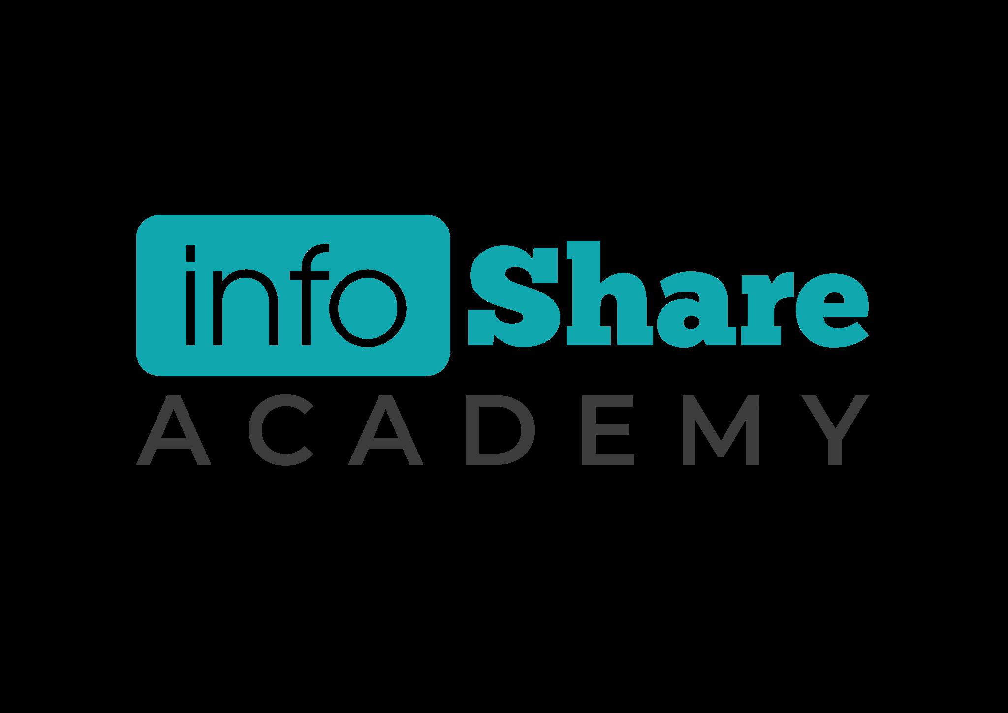 Logo infoShare Academy Sp. z o.o.