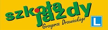 Logo Szkoła Jazdy Grzegorz Drzewiecki