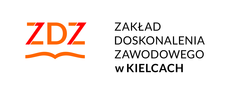 Logo Zakład Doskonalenia Zawodowego w Kielcach