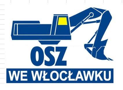 Logo OŚRODEK SZKOLENIA ZAWODOWEGO WE WŁOCŁAWKU