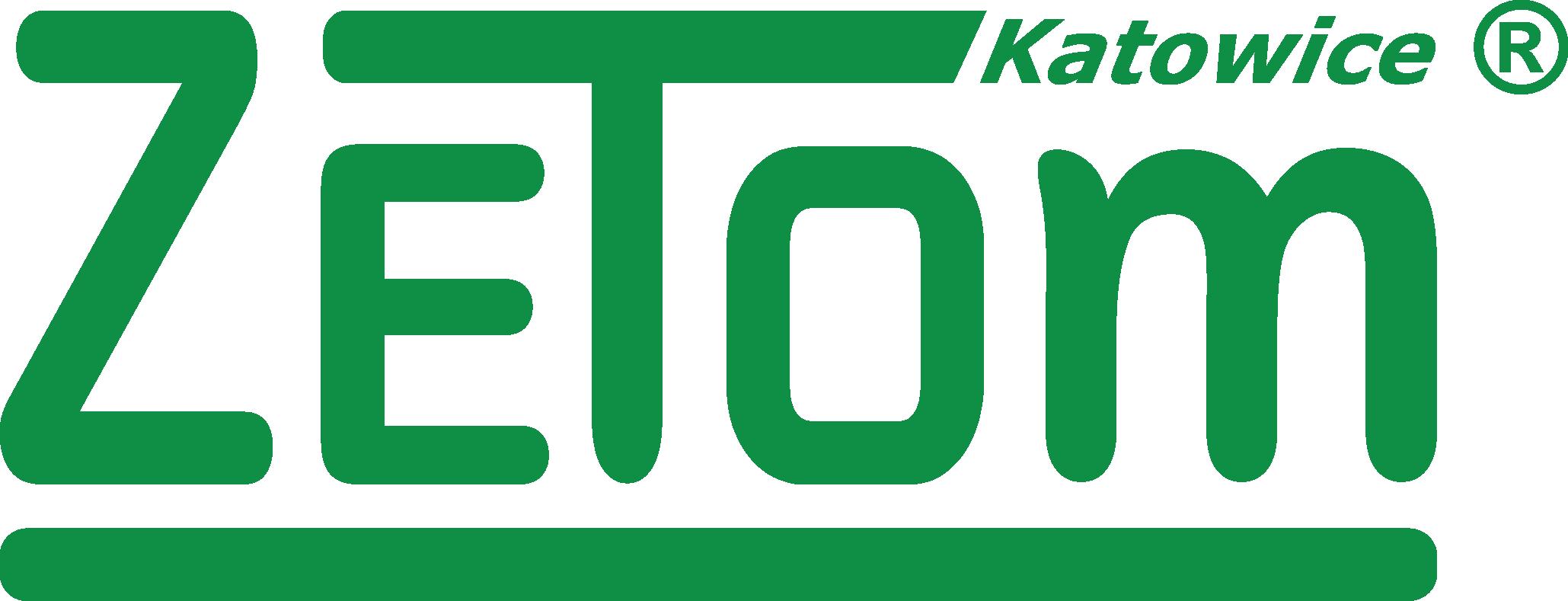 Logo Zakłady Badań i Atestacji ZETOM im. prof. F. Stauba w Katowicach Spółka z ograniczoną odpowiedzialnością