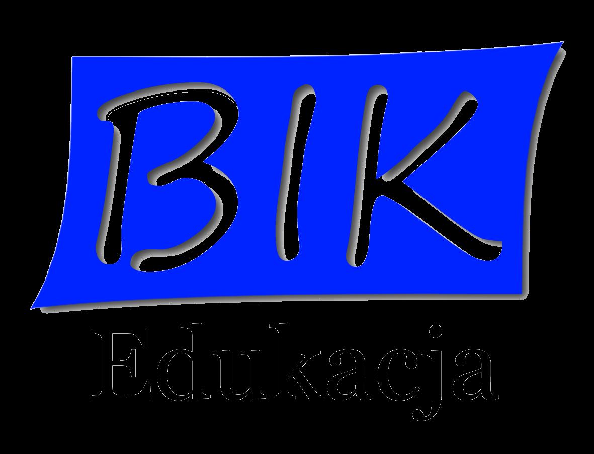 Logo BIK Edukacja Krzysztof Kundziewicz
