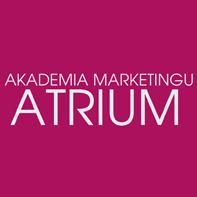 Logo Akademia Marketingu ATRIUM Monika Kwaśnik