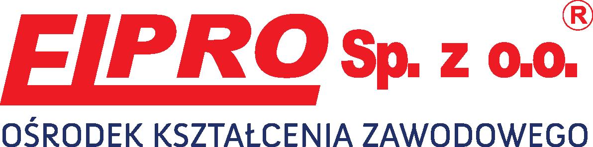 Logo Ośrodek Kształcenia Zawodowego ELPRO Sp. z o.o.