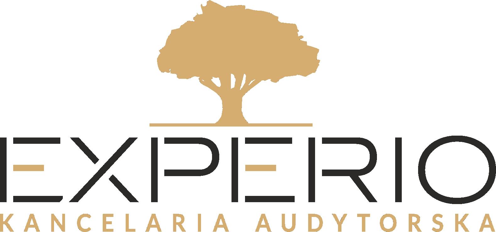 Logo Kancelaria Audytorska EXPERIO Krzysztof Klimczak
