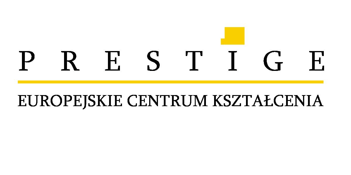 Logo PRESTIGE EUROPEJSKIE CENTRUM KSZTAŁCENIA
