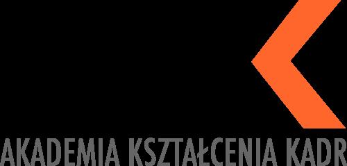 Logo AKADEMIA KSZTAŁCENIA KADR KONRAD TAGOWSKI