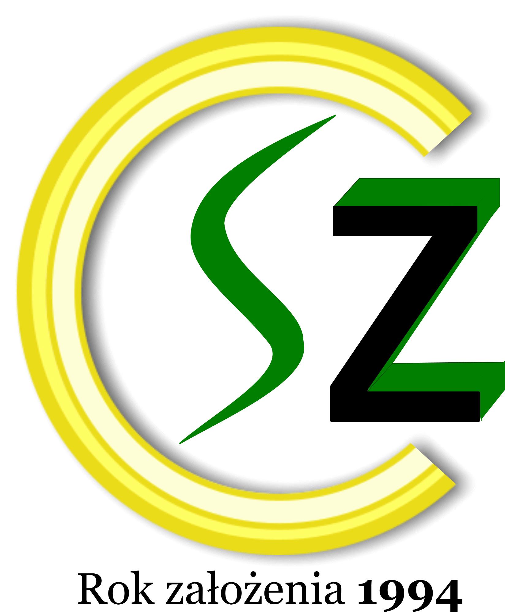 """Logo Stowarzyszenie """"Centrum Szkolenia Zawodowego"""""""