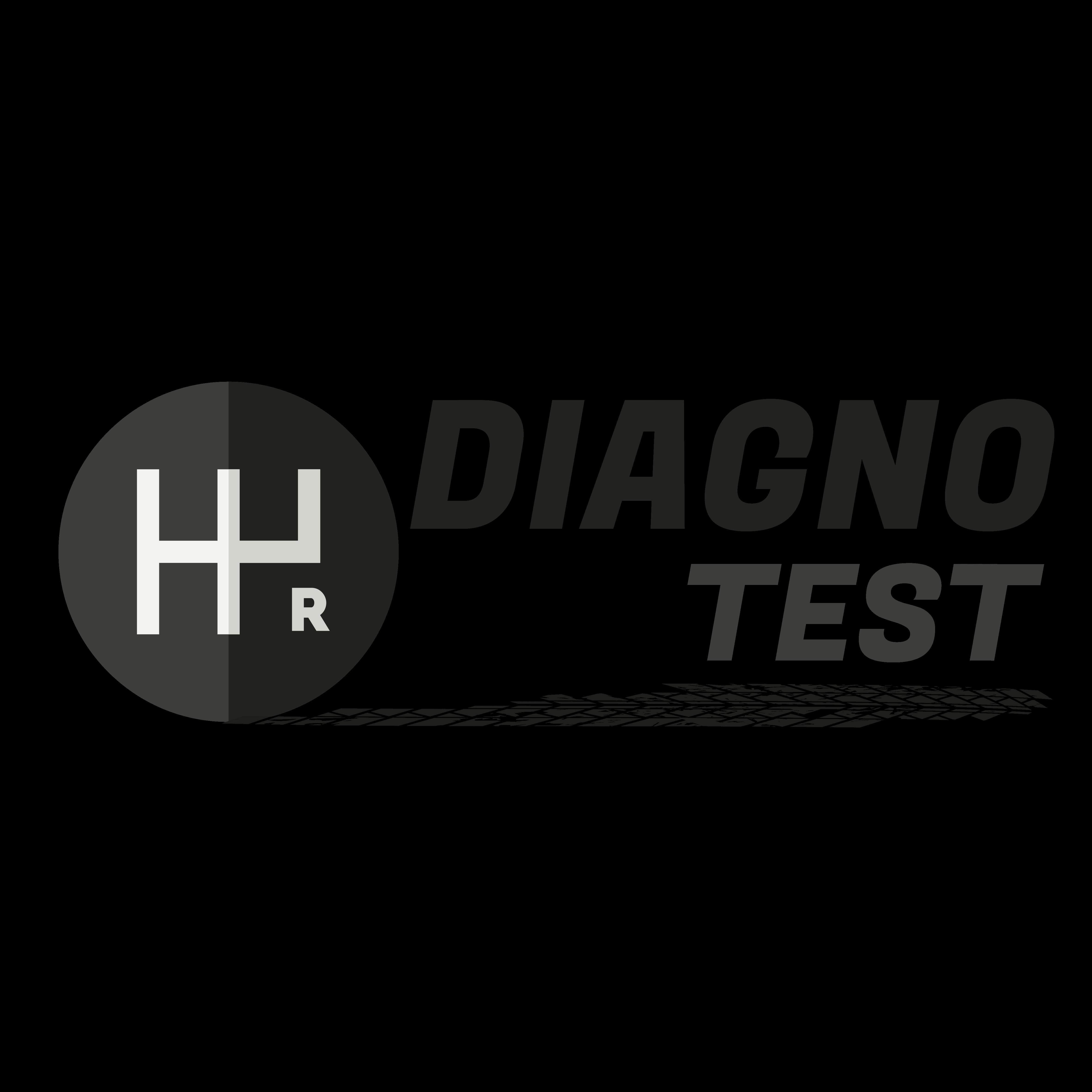 """Logo Ośrodek Szkoleń Zawodowych """"Diagno-Test"""" Sp. z o.o."""