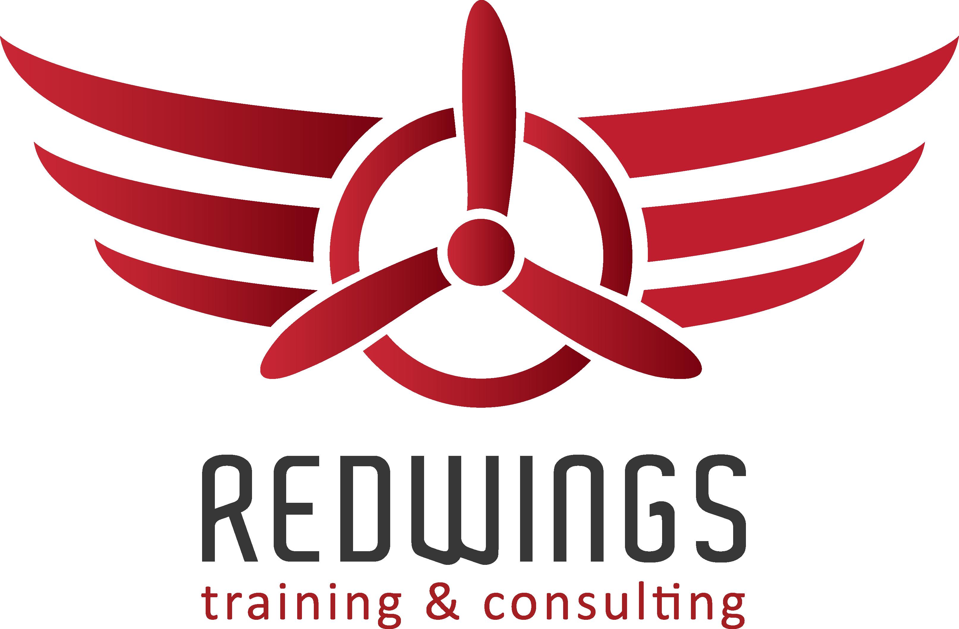 Logo REDWINGS Sp. z o. o.