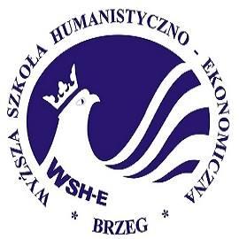 Logo Wyższa Szkoła Humanistyczno - Ekonomiczna w Brzegu
