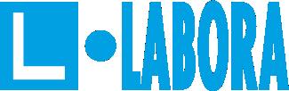 """Logo Ośrodek Kształcenia Zawodowego i Językowego """"Labora"""" sp.z o.o."""
