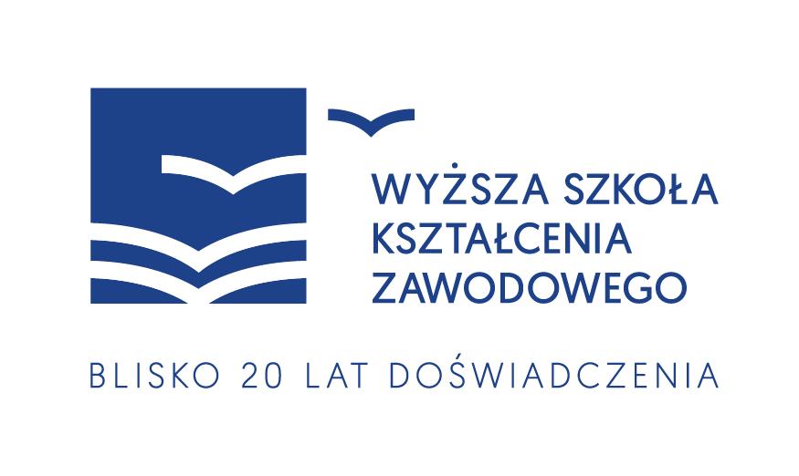Logo Wyższa Szkoła Kształcenia Zawodowego