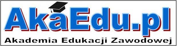 Logo Akademia Edukacji Zawodowej Elżbieta Sobieraj
