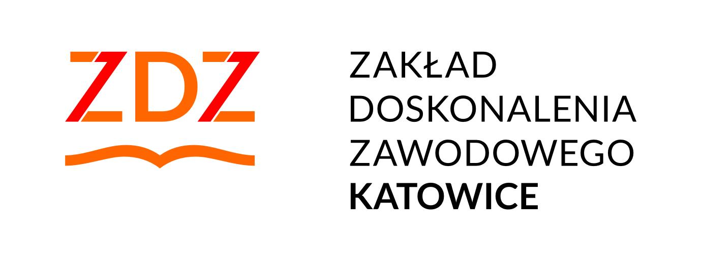 Logo Zakład Doskonalenia Zawodowego w Katowicach