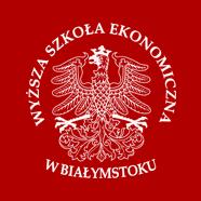 Logo Wyższa Szkoła Ekonomiczna w Białymstoku
