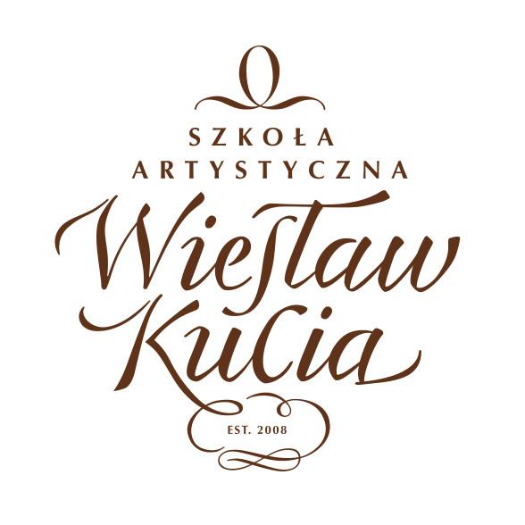 Logo Szkoła Artystyczna Wiesław Kucia