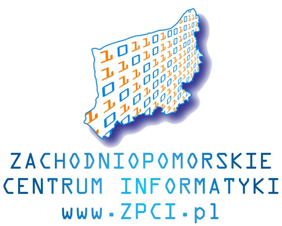 Logo Zachodniopomorskie Centrum Informatyki Piotr Kowalski