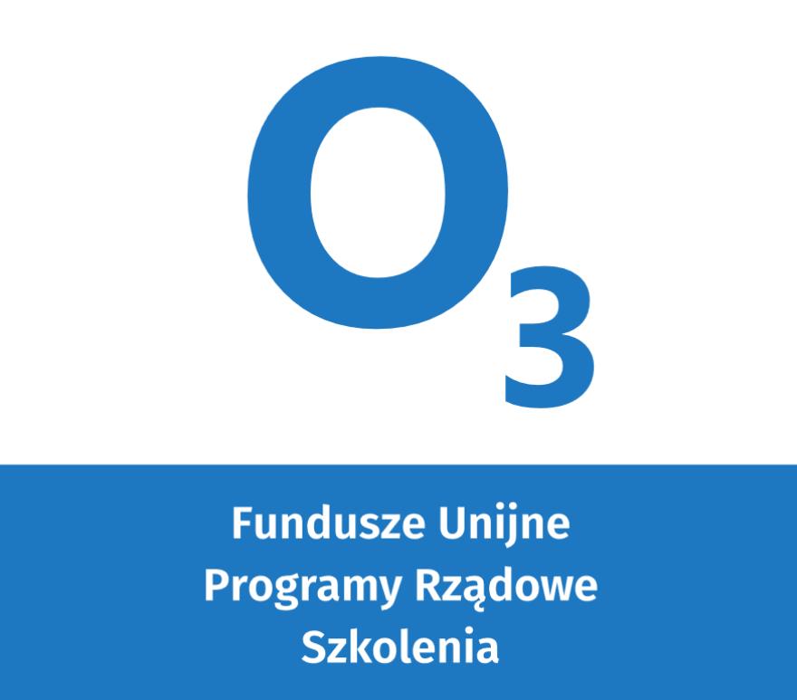 Logo o3 SZKOLENIA KURSY DORADZTWO Paweł Szkudlarek