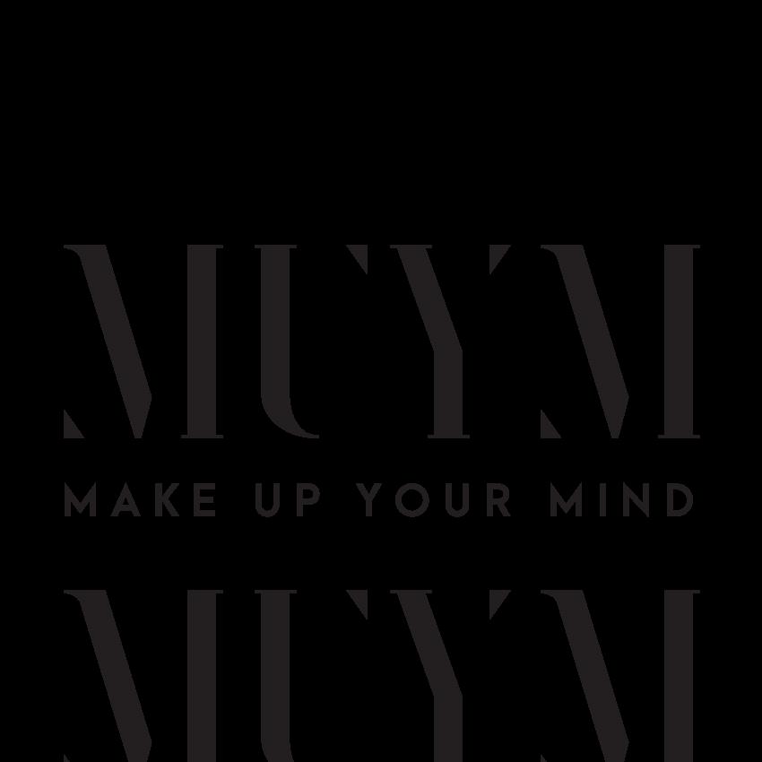 Logo Make Up Your Mind - Patrycja Radoń