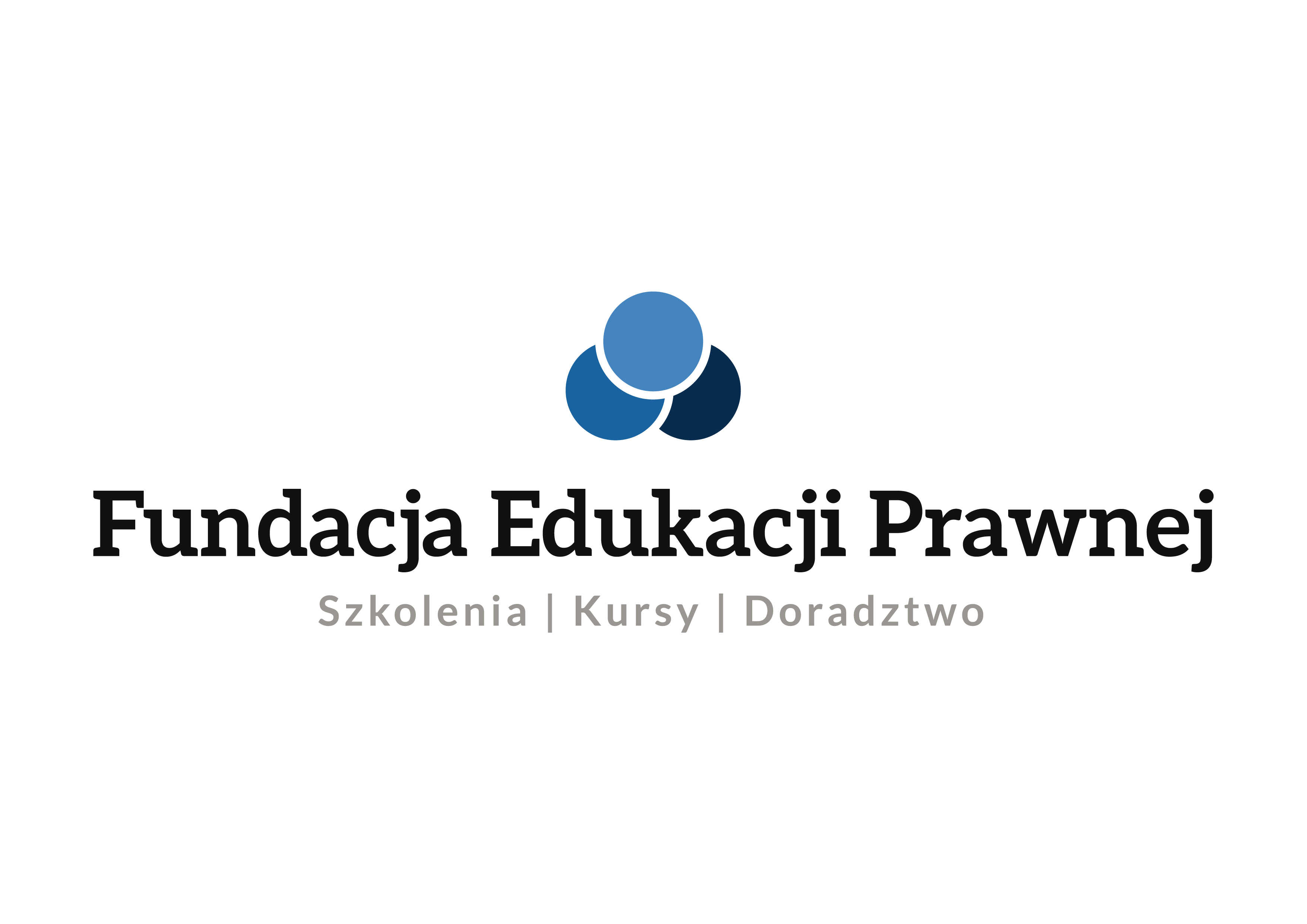 Logo Fundacja Edukacji Prawnej