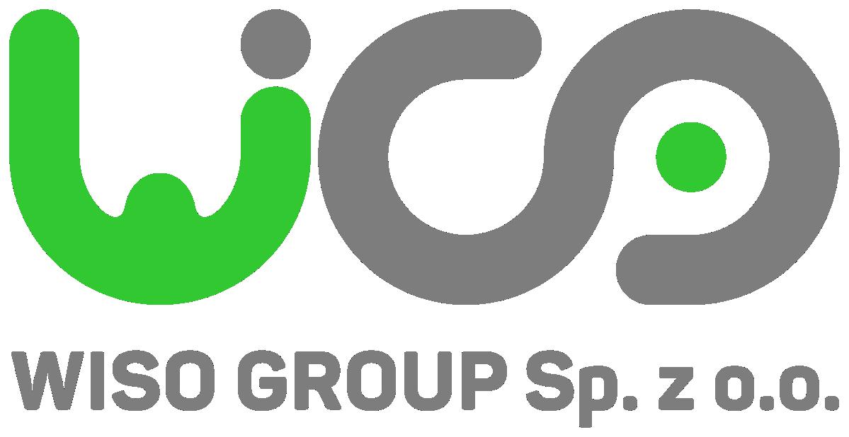 Logo WISO GROUP spółka z ograniczoną odpowiedzialnością