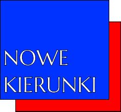 Logo NOWE KIERUNKI SPÓŁKA Z OGRANICZONĄ ODPOWIEDZIALNOŚCIĄ