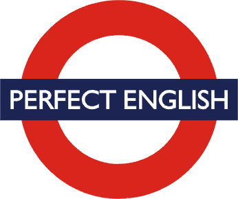 Logo Perfect English Małgorzata Stone