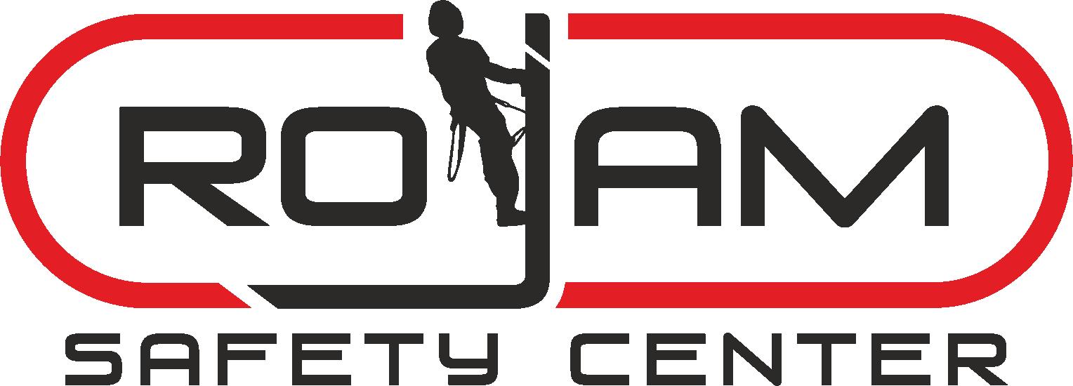 Logo Rojam Safety Center Sp. z o.o.
